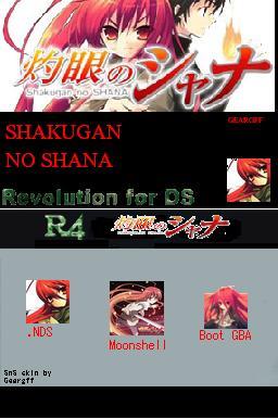 Thumbnail 1 for Shakugan no Shana R4 skin